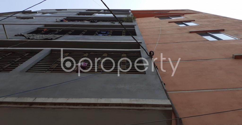 Front view - 2 Bed Apartment to Rent in Mirpur, Dhaka - 1995541