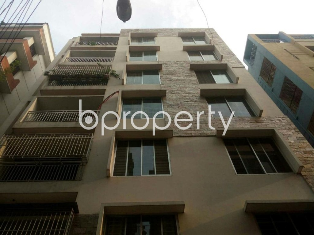 Front view - 3 Bed Apartment to Rent in Mirpur, Dhaka - 1995474