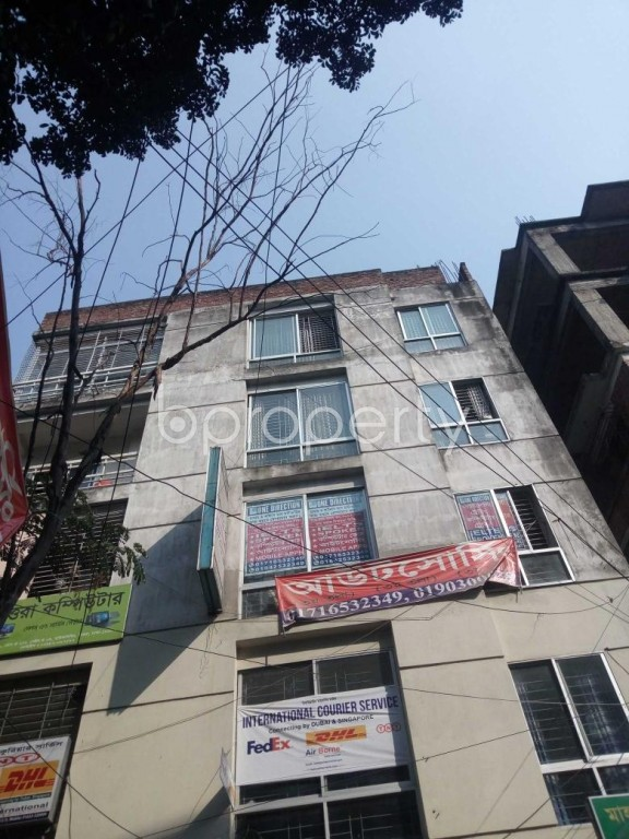 Front view - Office to Rent in Uttara, Dhaka - 1995553