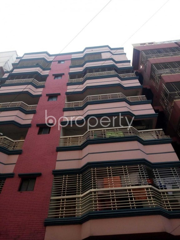 Front view - 2 Bed Apartment to Rent in Uttara, Dhaka - 1995554