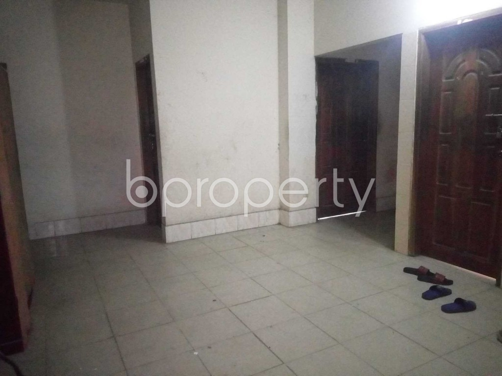 Dining area - 2 Bed Apartment to Rent in Uttara, Dhaka - 1995555