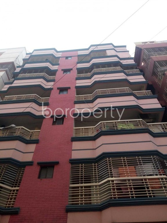 Front view - 2 Bed Apartment to Rent in Uttara, Dhaka - 1995556