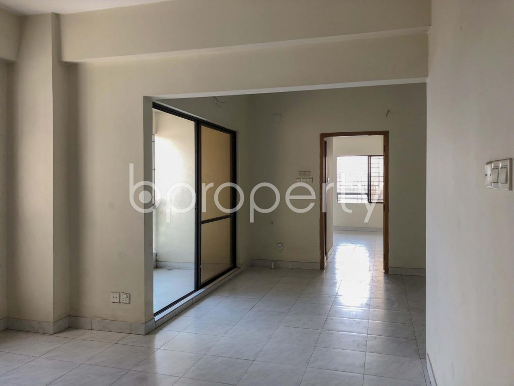 Dining area - 3 Bed Apartment for Sale in Banani, Dhaka - 1985581