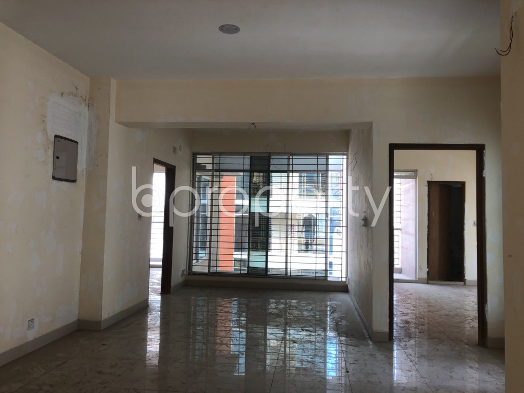 Dining area - 3 Bed Apartment for Sale in Bashundhara R-A, Dhaka - 1992056