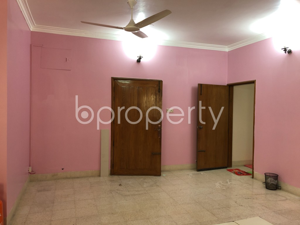 Entrance - 3 Bed Apartment for Sale in Banani DOHS, Dhaka - 1971691