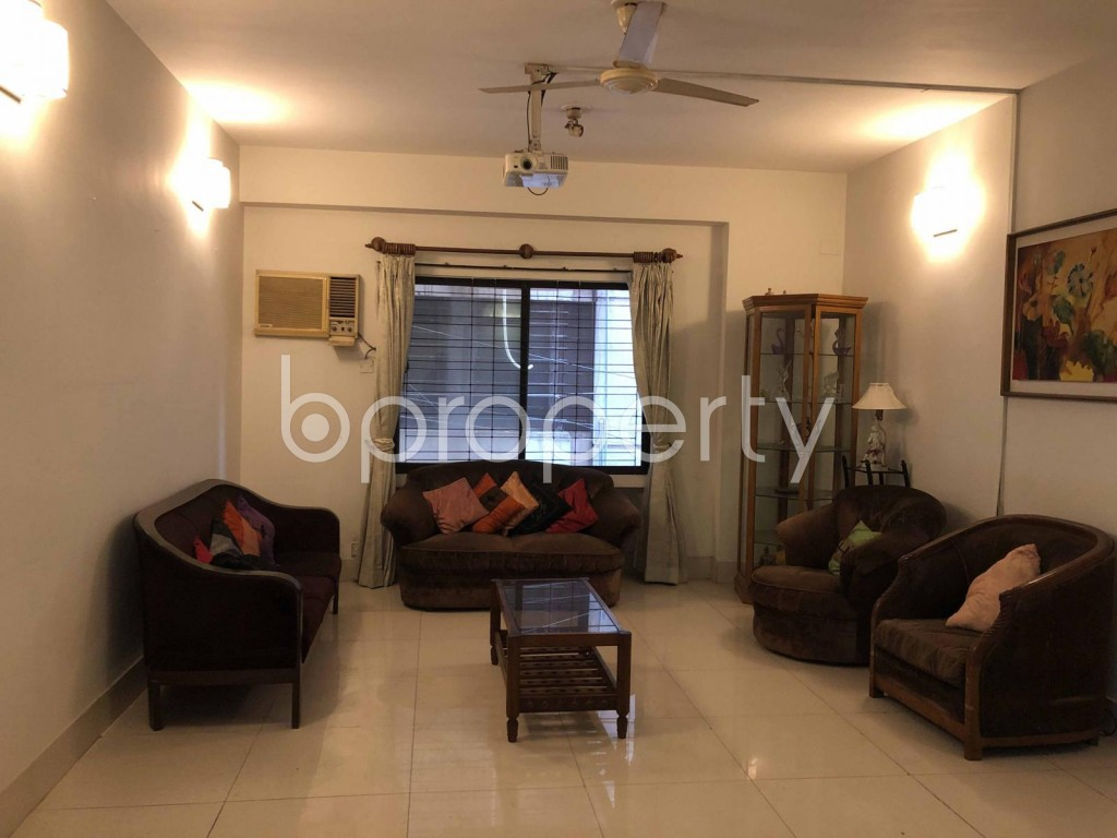 Empty Room - 3 Bed Apartment to Rent in Gulshan, Dhaka - 1992167
