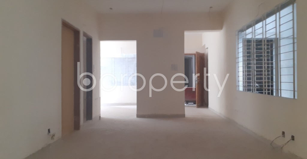 Dining area - 3 Bed Apartment for Sale in Mohammadpur, Dhaka - 1993996
