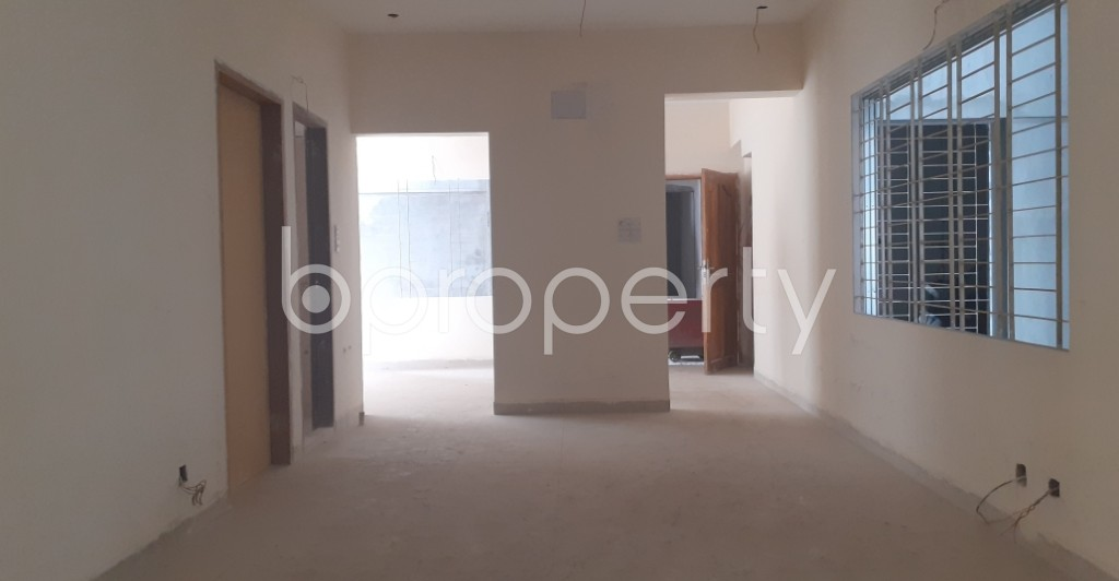 Dine/Dining - 3 Bed Apartment for Sale in Mohammadpur, Dhaka - 1993997