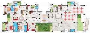 Floor Plan - Pent House