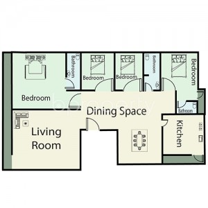 Apartment listing- Gulshan 1