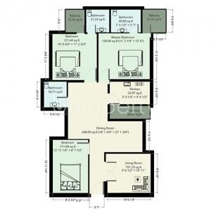 Apartment listing- santinagar
