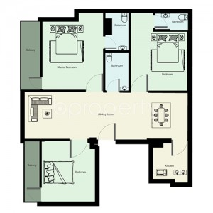 Apartment listing- Mirpur