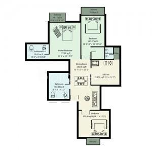 Apartment listing- Uttara