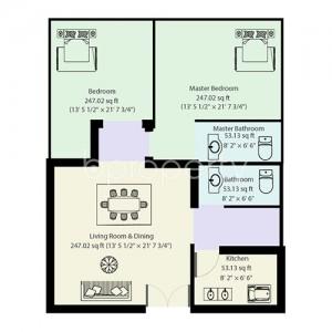 Apartment listing- Bashundhara