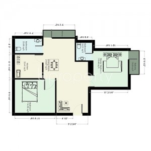 Apartment listing- Banasree
