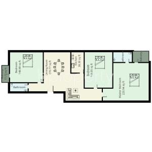 Apartment Listing- Mohammadpur