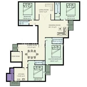 Apartment Listing- Gulshan