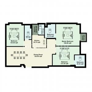Apartment Listing- Mirpur