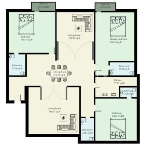 Apartment Listing- Dhanmondi