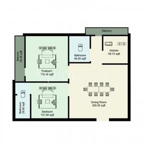 Apartment Listing- Shiddheswari