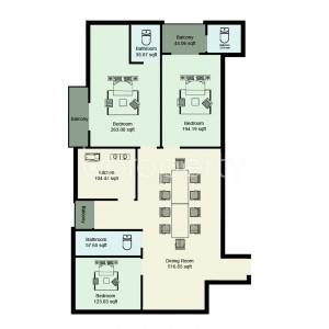 Apartment Listing- Bashabo