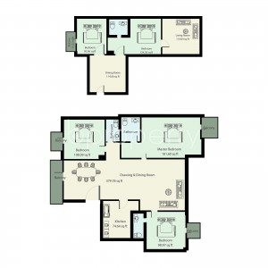 Apartment Listing-Uttara