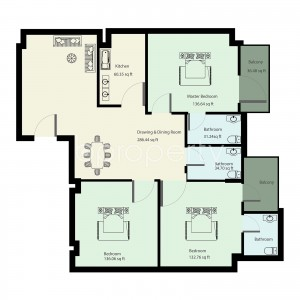 Apartment Listing-Mirpur