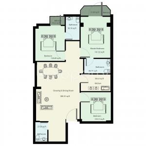 apartment-listing- Mohammadpur