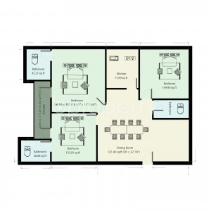 Apartment Listing-Malibagh
