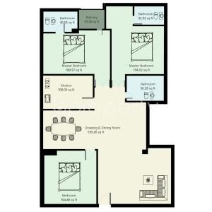 apartment-listing- Kathalbagan