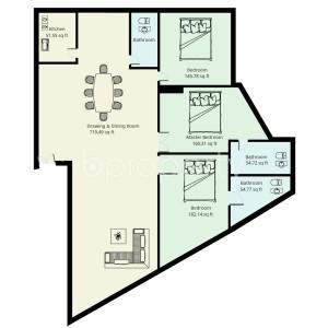 Apartment Listing-Kathalbagan