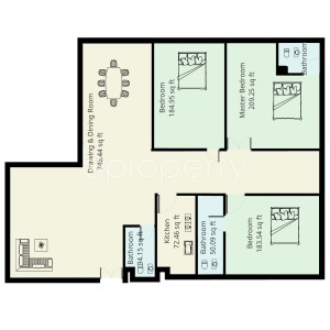 Apartment Listing-Kathalbagan