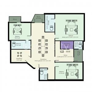 Apartment Listing-Shantinagar