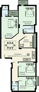 Apartment Listing- Dakshin Khan