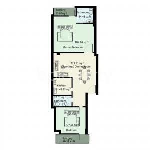 Apartment Listing-Adabor