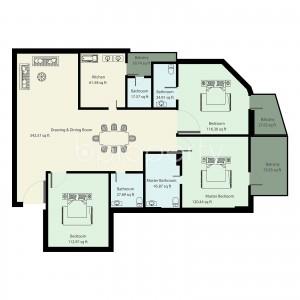 Apartment Listing-Hatirpool
