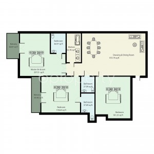 Apartment Listing-Mohammadpur