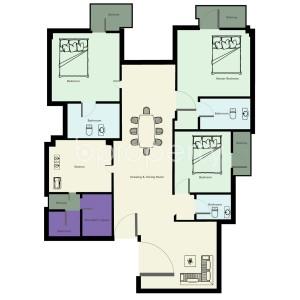 Apartment Listing- Bashundhara R-A