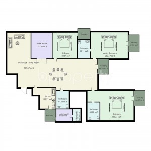 Apartment Listing-Banani