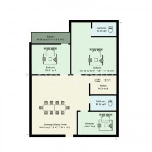 Apartment Listing-Maghbazar