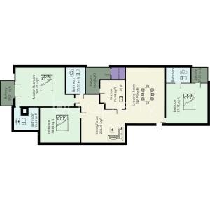 Apartment Listing-Bashundhara R-A