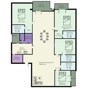 Apartment Listing-Mohakhali DOHS