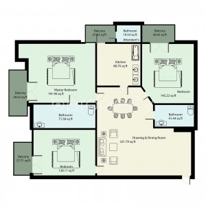 Apartment Listing-Dhanmondi
