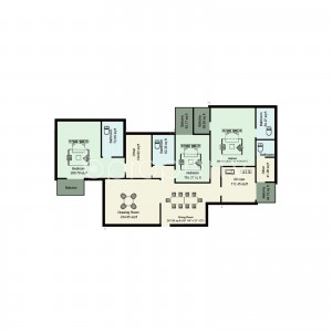 Apartment Listing-Kalabagan