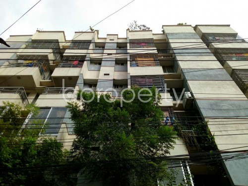 Image 1 - 3 Bed Apartment for Sale in Shyamoli, Dhaka - 1726524