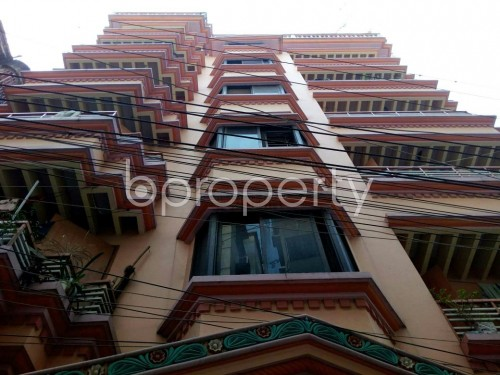 Image 1 - 3 Bed Apartment for Sale in Shyamoli, Dhaka - 1739900