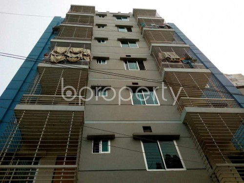 Image 1 - 3 Bed Apartment for Sale in Shyamoli, Dhaka - 1753673