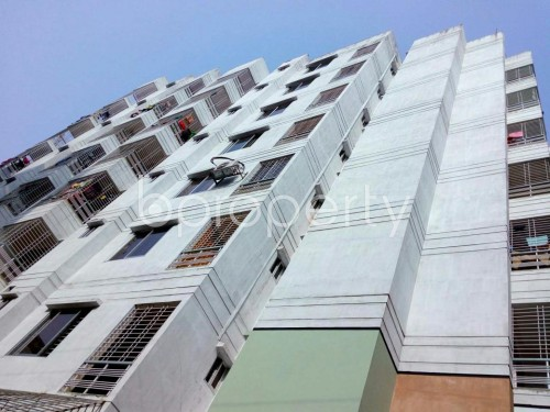 Image 1 - 2 Bed Apartment for Sale in Shyamoli, Dhaka - 1754935
