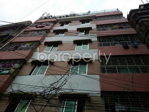 Image 1 - 4 Bed Apartment for Sale in Sutrapur, Dhaka - 1762095