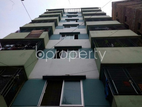 Outside view - 3 Bed Apartment for Sale in Sutrapur, Dhaka - 1766147